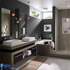 dark light bathroom light fixtures modern. Bathroom+light+fixtures-Beauty-black-bathroom-with-ceiling-light-fixtures.jpg (600×600) Dark Light Bathroom Fixtures Modern