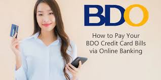 How to check your balance and transaction history in bdo online? How To Pay Your Bdo Credit Card Bills Via Bdo Online Banking Tech Pilipinas