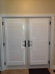 french doors with blinds. French Door Shutters Saint Charles Two Blind Guys Interior Patio Doors With Blinds N