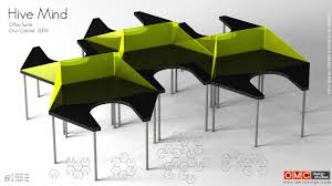 designer office tables. Hive Mind Office Table Designer Tables