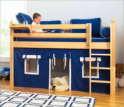 Bed Room Blue Kids Bed Twin Size Toddler Bed F 7907 | ecobell.info
