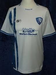 Vfl bochum trikot 2003/2004, teamsigniert, autogramm, fußball bundesliga größe l. Vfl Bochum Trikot Saison 09 10 Gr 164 Fur Sammler Ebay