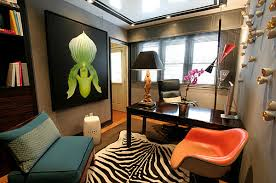 eclectic home office. Awesome Home Office Designs Modern Ideas : Eclectic N