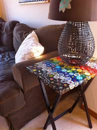 bottle cap furniture. bottle cap furniture