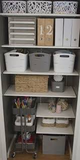 Office closet organizer Small Space Sense Serendipity 12 Beautiful Home Office Ideas For Small Spaces Home Office Ideas Small Spaces Home Decor Office Decor Guest Room Office Closet Works 12 Beautiful Home Office Ideas For Small Spaces Our Home Storage