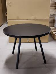 global wind occasional table glb3870 black 75