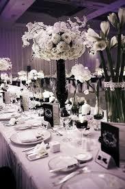 elegant black and white wedding black and white wedding centerpieces wedding stuff ideas black and