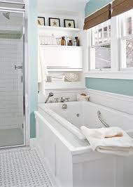Royal Blue Bathroom Decor Laminate In Black Tile Floor Rattan ...
