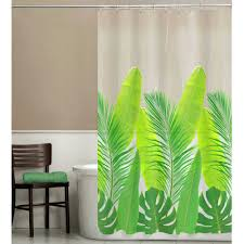 captivating curtain green leaves shower green fabric shower curtain liner shower ideas mint green shower curtain