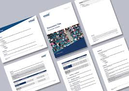 Word Document Template Design Government Agency Report Word Templates Cordestra