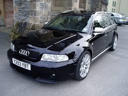 Audi Rs4 2001 Black Audi Rs4 2001