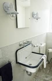Top  Best Wall Mounted Sink Ideas On Pinterest - Plumbing bathroom sink