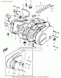 kawasaki ke a ke engine covers schematic engine covers schematic