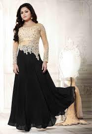 Black Frock Design 2018 25 Beautiful Black Shalwar Kameez Designs For Girls