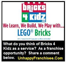 BRICKS 4 KIDZ Franchise Lawsuits - Unhappy Franchisee