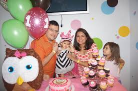 photo essay celebrating naomi s first birthday party now