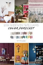 2019 paint color forecast from sherwin williams