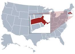 「massachusetts map」の画像検索結果