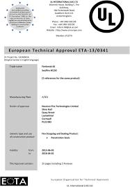 Penetration seal inspection company