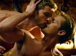 Uncensored orgy scenes from true blood