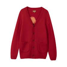 Golf Wang Size Chart Le Fleur Cardigan Red By Golf Wang