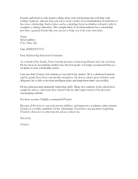 Brilliant Ideas of Personal Re mendation Letter For A Friend College Template Sample