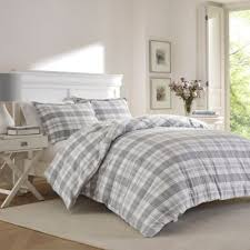 grey plaid comforter. Interesting Comforter In Grey Plaid Comforter