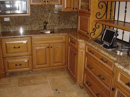 backsplash for santa cecilia granite countertop. Here\u0027s Santa Cecilia Granite Kitchen Countertops With Full Backsplash. Backsplash For Countertop I