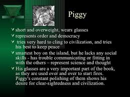 lord of the flies powerpoint piggy