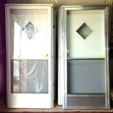 screen door hinge repair storm door repair sliding screen door repair bug off custom storm doors