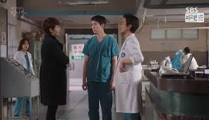 r tic doctor teacher kim bonus episode korean meanwhile in the or dr nam preps their other patient for surgery nurse oh uses the downtime to ask dr nam about his malpractice ruling