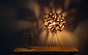 tom lighting. Tom Raffield No.1 Table Light In Oak Lighting X
