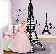 paris damask giant wall decals and standup kit  birthdayexpresscom