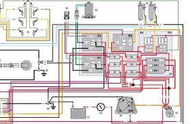 volvo penta starter motor wiring diagram wiring schematics and starter problems on 4 3 volvo penta gxi page 1 iboats boating