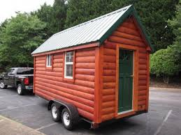 tiny house on wheels for sale. Tiny Log Cabin For Sale House On Wheels
