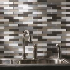 aspect subway matted 12 in x 4 in rustic clay glass decorative tile backsplash