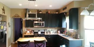 Kitchen Cabinet Painting Contractors Magnificent Painting Wood Kitchen Cabinets Refinish Painters Handymen