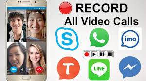 How To Record A Skype Video Call How To Record Video Call On Imo Skype Whatsapp Facebook On Mobile
