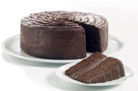 chocolate fudge cake slice. Plain Chocolate Slice Of Chocolate Fudge Cake Intended A