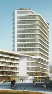 office block design. UNStudio Wins Competition For Baumkirchen Mitte Complex In Munich Office Block Design R