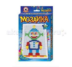 <b>Русский стиль Мозаика фигурная</b> Пришелец 180 элементов ...
