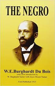 dr william edward burghardt du bois author sociologist click for more detail about the negro by w e b du bois