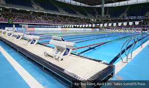 indoor olympic pool. Concrete Competition Pool Public Indoor RIO DE Olympic I
