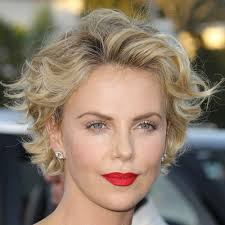 Charlize Theron Short Hair Style 5 celebrities who look better with short hair plus 3 who dont 1861 by wearticles.com