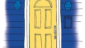 front door colorOur Favorite Coastal Front Door Color Palettes  Coastal Living