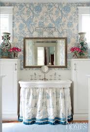 leo interiors bathroom sink skirtbathroom