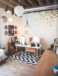 Colorful feminine office furniture Wall Credit Livinator Compelling Reasons To Set Up Home Office