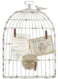 Birdcage Memo Board Impressive Bird Cage Memo JOANN