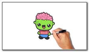 permalink to zombie drawing cartoon