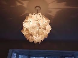ikea lighting shades. light shades lotus flower pendant shade beautiful drum lamp ikea lighting